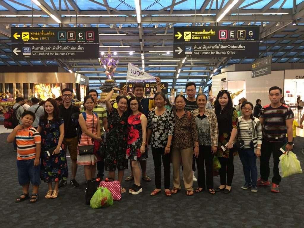 TOUR THÁI LAN 4N3D: CAO CẤP 5 SAO - SAFARI WORLD (TG)