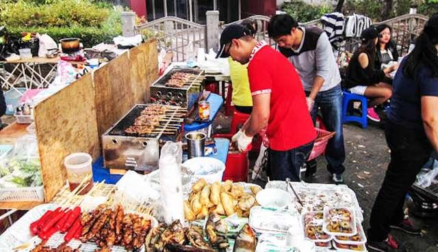 Chợ Philippine ở Daehangno