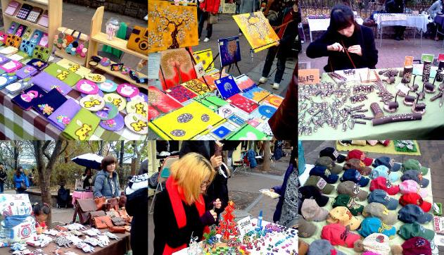 Chợ trời ngày thứ bảy ở Seocho