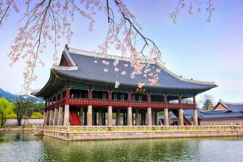 Cung điện Hoàng gia KyeongBok