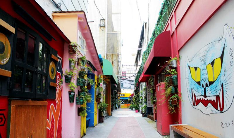 Những địa điểm đặc sắc của thành phố nghệ thuật Changwon 2
