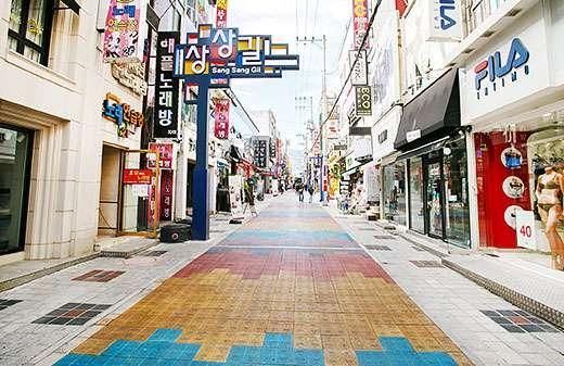 Những địa điểm đặc sắc của thành phố nghệ thuật Changwon