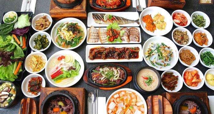 Du lịch Hàn Quốc nên ăn gì