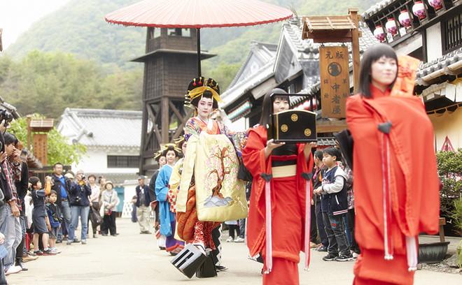 Edo Wonderland tại Nikko là nơi thu hút du khách với nhiều hoạt động thú vị. Ảnh: Tokyo Narita Japan Explorer