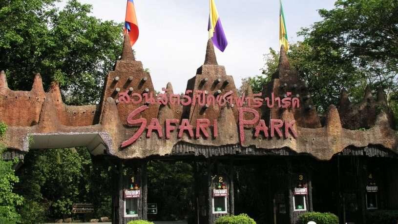 Công viên Safari World nổi tiếng của xứ sở Chùa Vàng