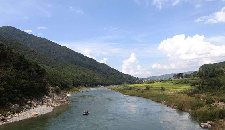 Sông Gyeonghogang