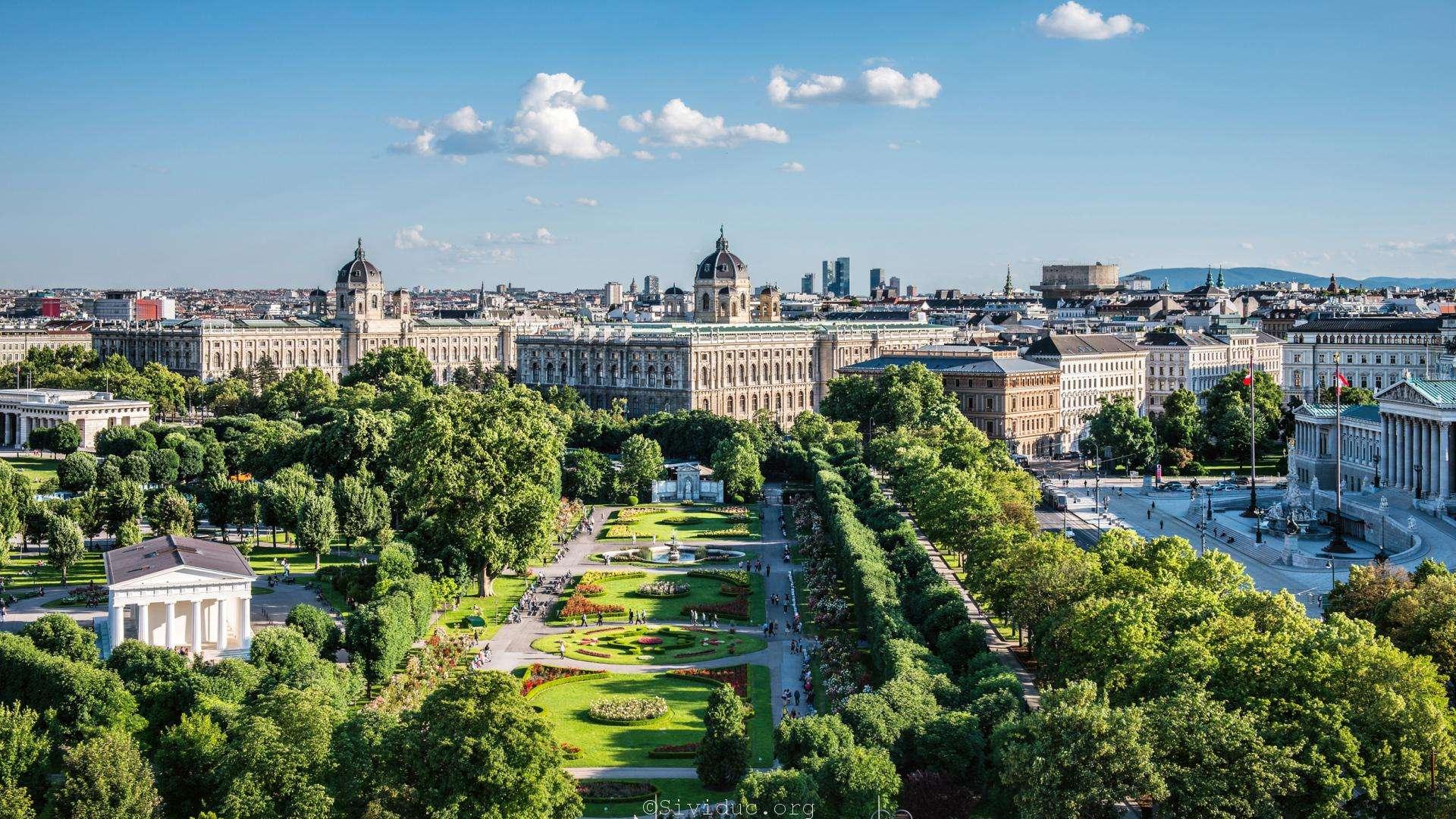 Mùa hè ở Vienna Áo
