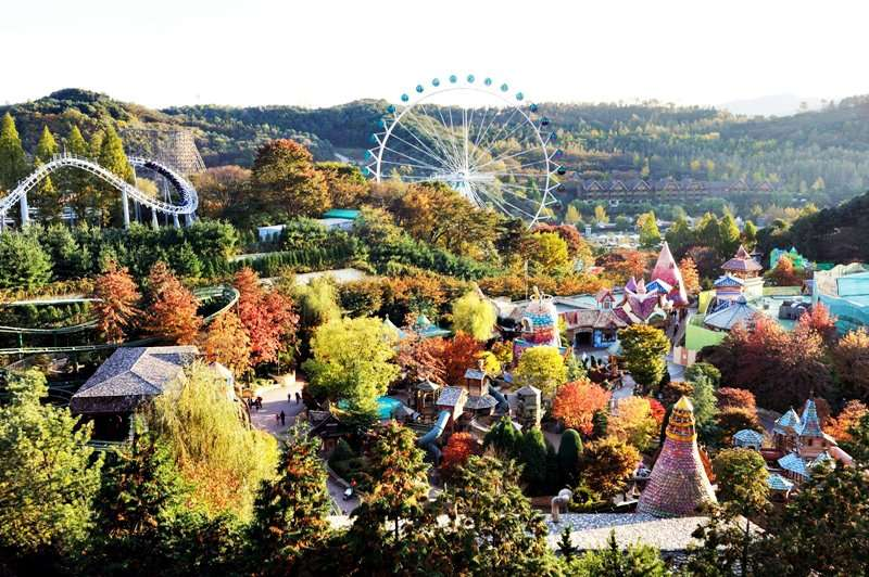 Công viên Everland Hàn Quốc