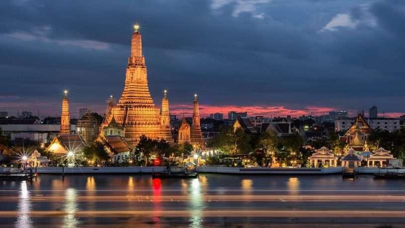 Bangkok – địa điểm hấp dẫn không thể bỏ qua