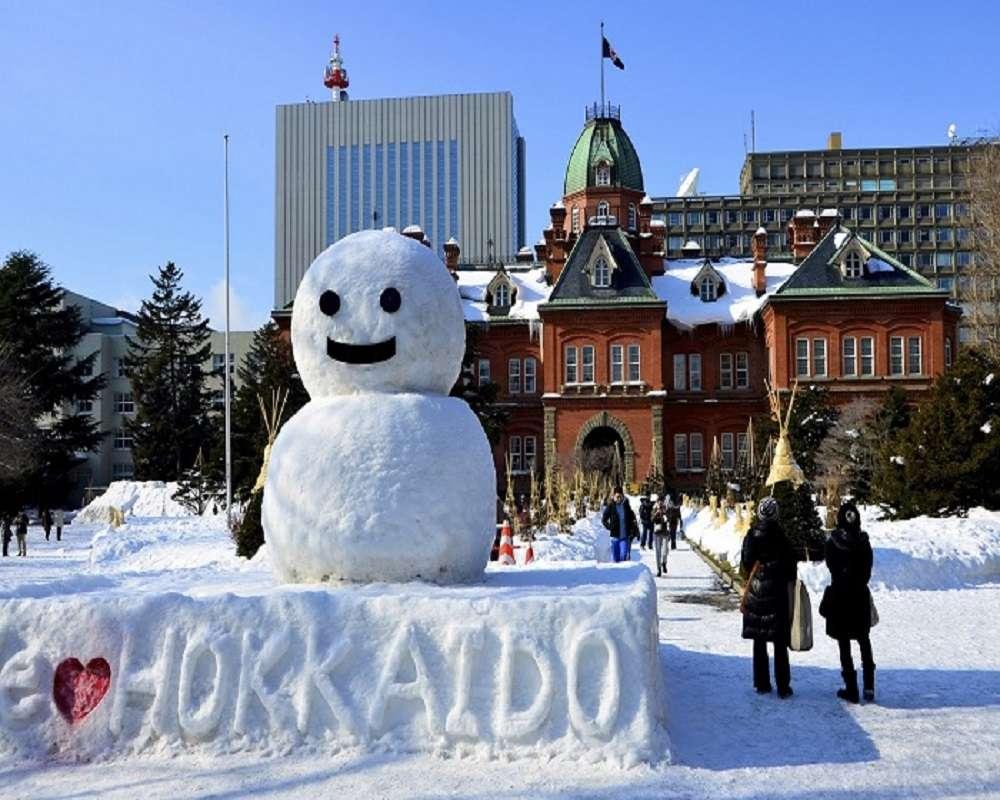 Thành phố Sapporo, Hokkaido