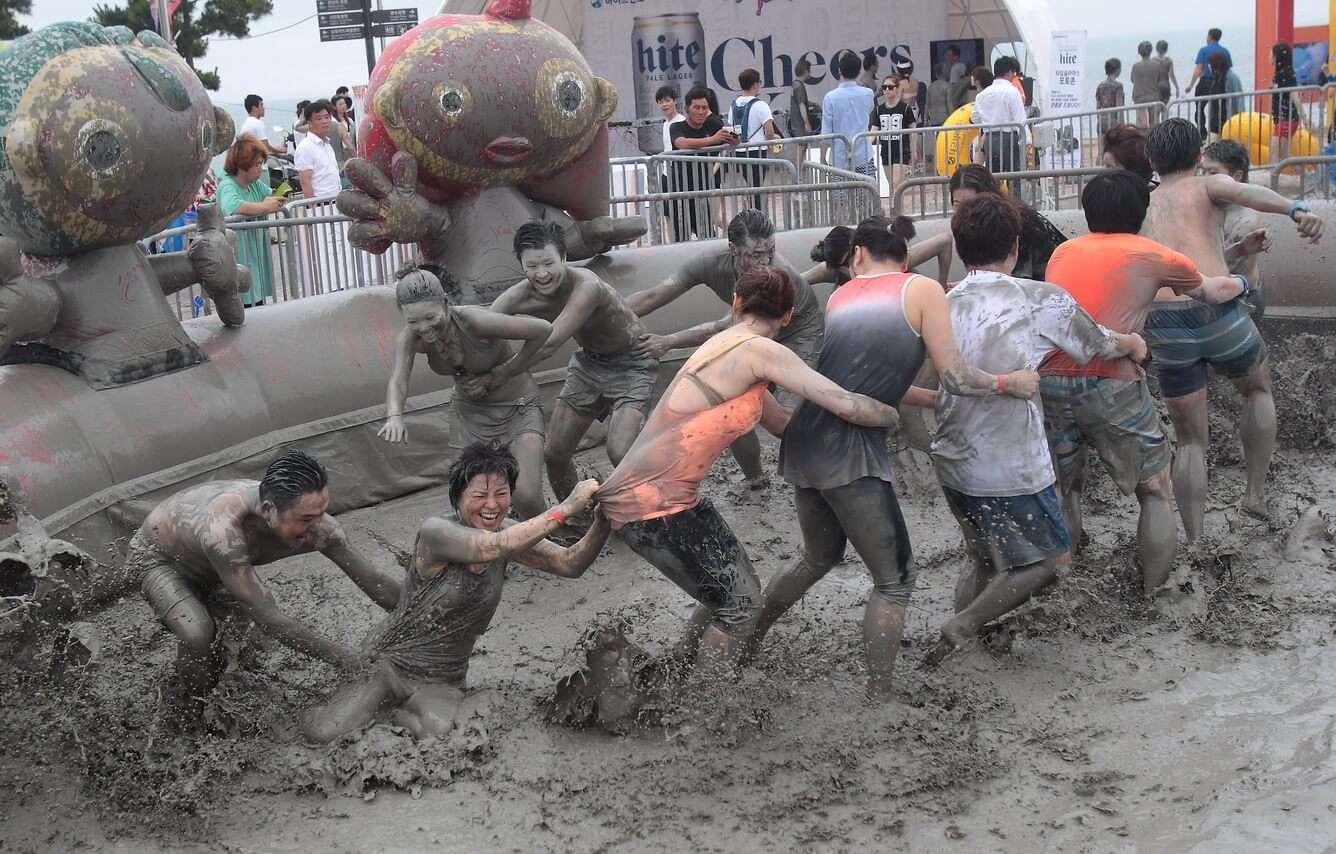 Lễ hội bùn Boryeong