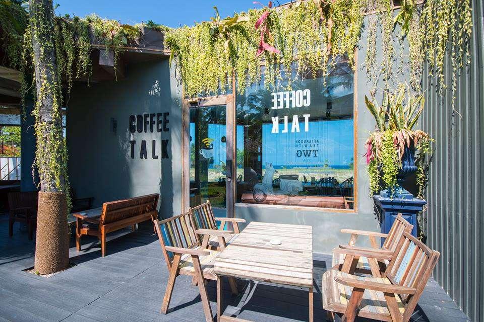 Những quán cà phê ở phố cổ