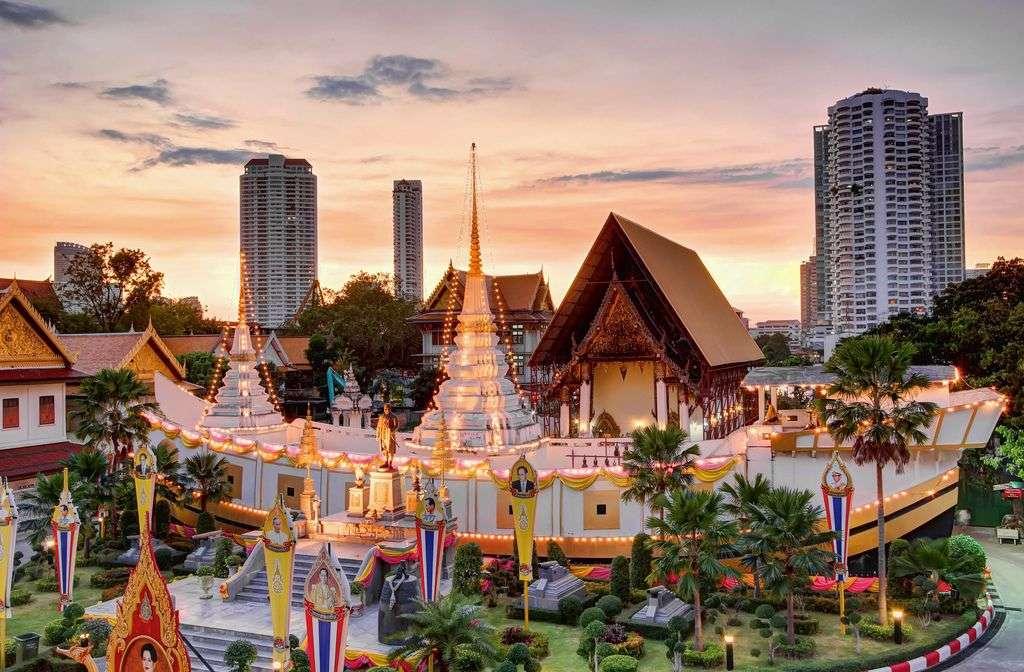 Chùa Thuyền Wat Yannawa