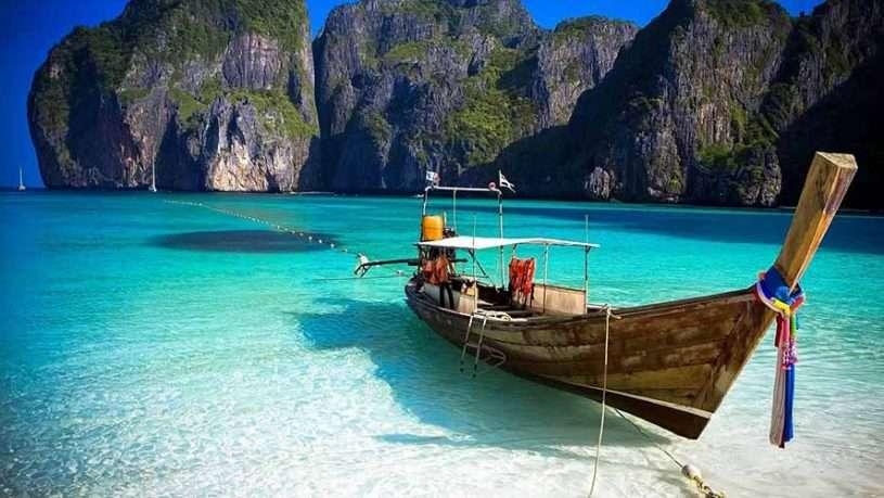 Vịnh Maya ở Koh Phi Phi Ley