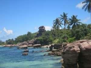 Khám phá đảo Gầm Ghì - một hoang đảo mới ở Phú Quốc