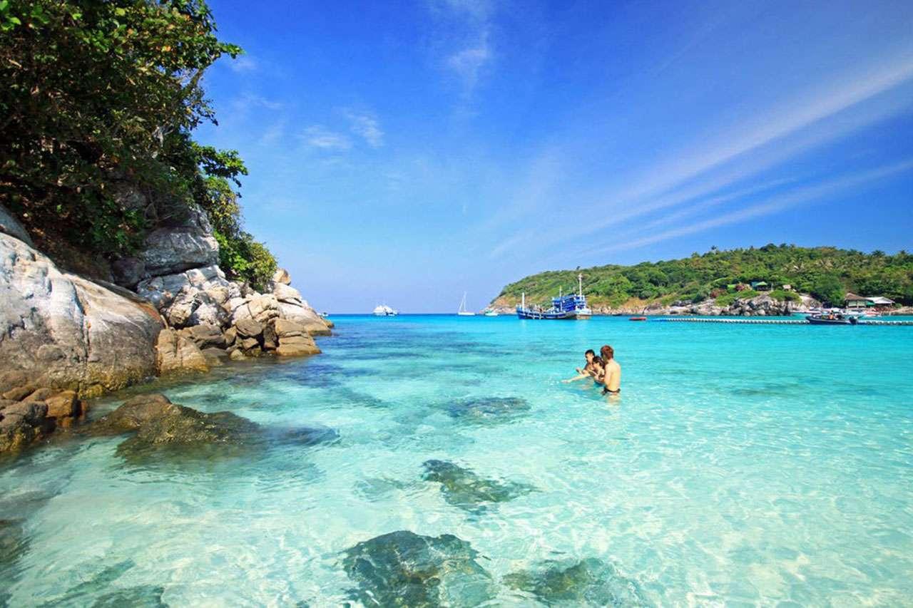 Phong cảnh tuyệt đẹp tại Coral