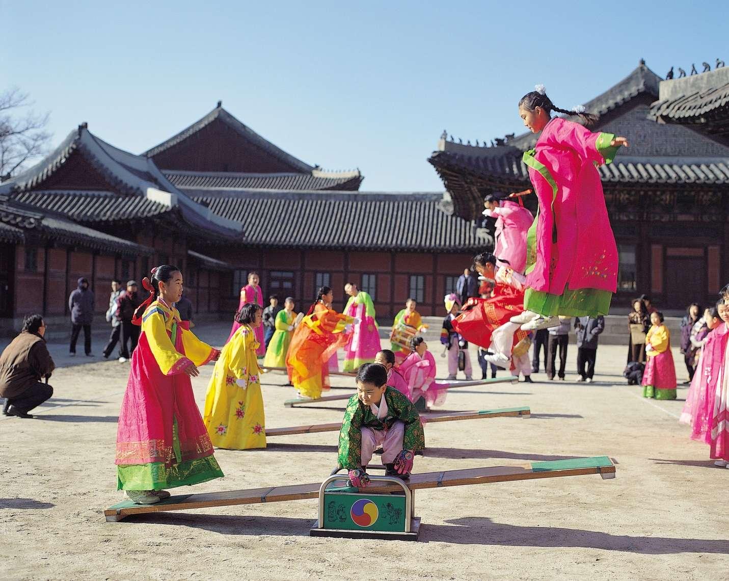 Hàn Quốc là điểm đến yêu thích của du khách quốc tế