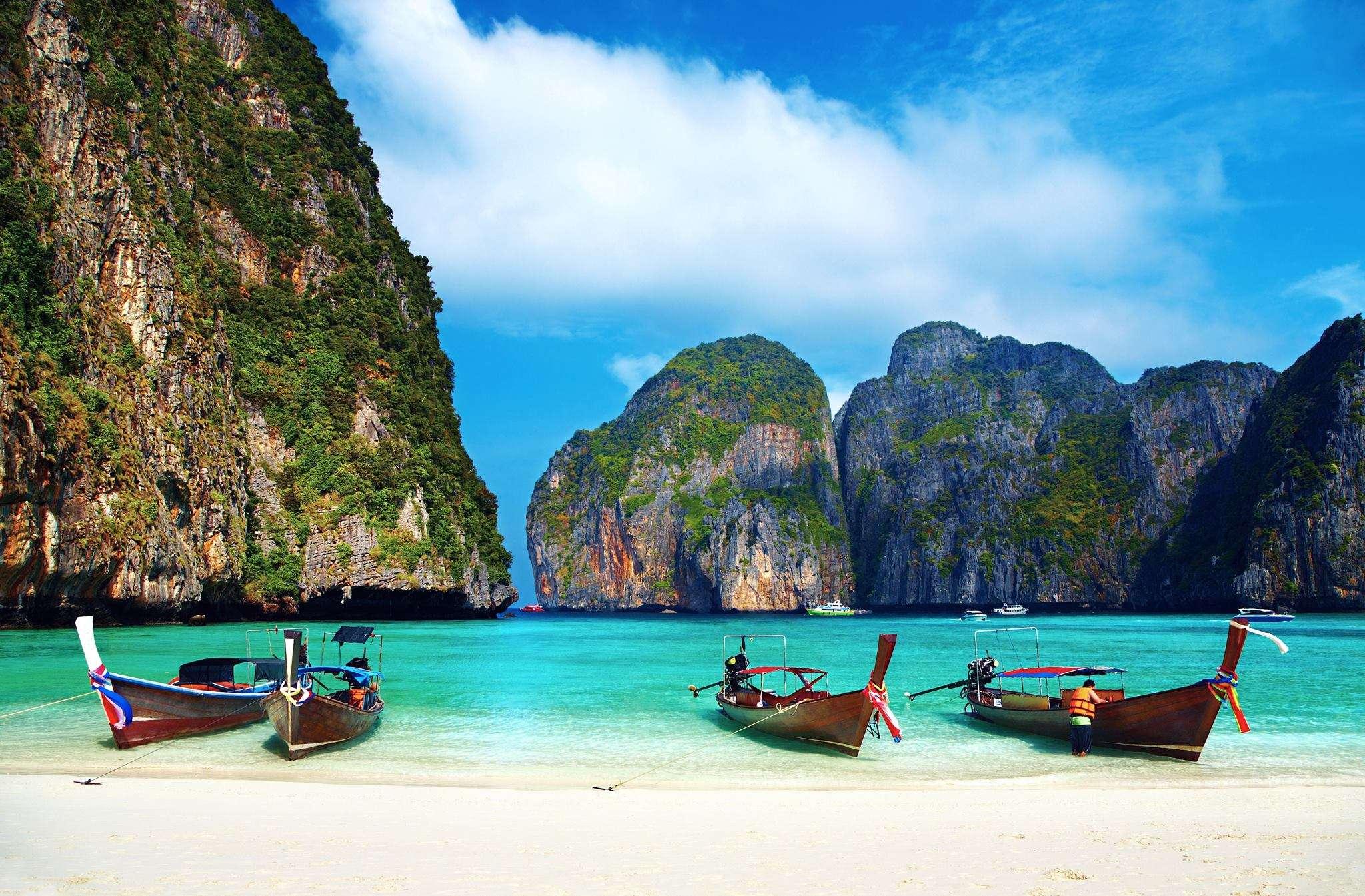 Quần Đảo Phiphi