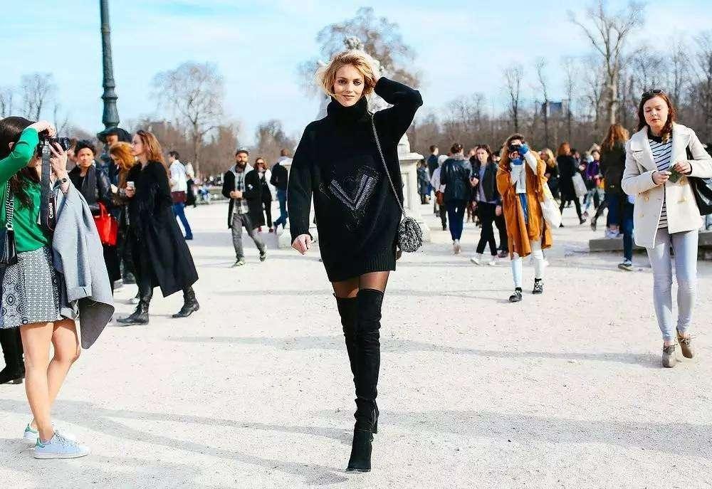 Hãy mặc đẹp nhưng vẫn đảm bảo đủ ấm để vui chơi dạo phố