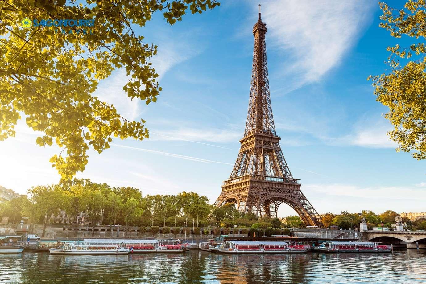 Pháp mộng mơ, lãng mạn