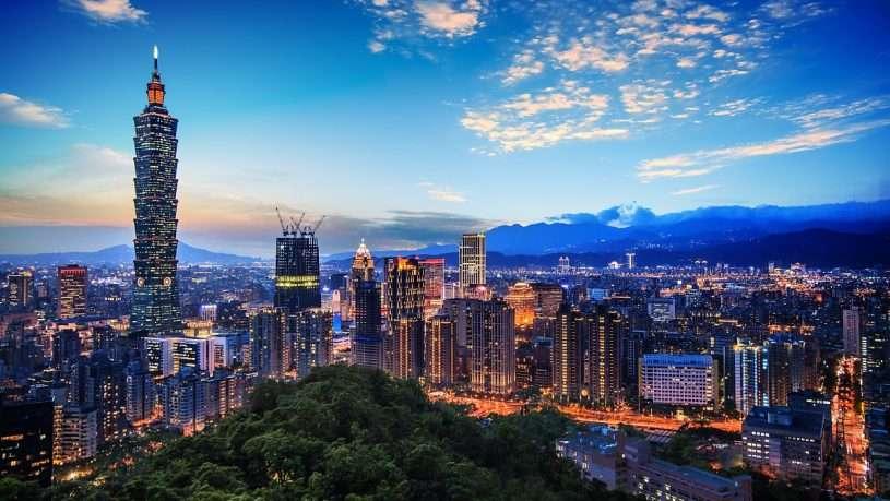 Khám phá Đài Loan dịp cuối năm
