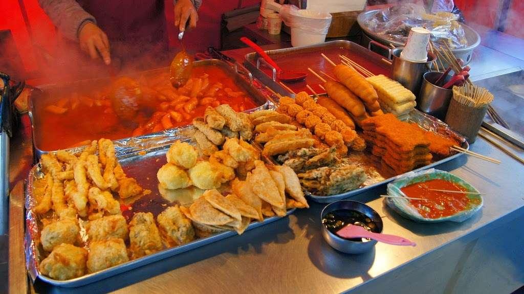 Đi Hàn vào mùa đông có thể thưởng thức các món ăn cực hấp dẫn