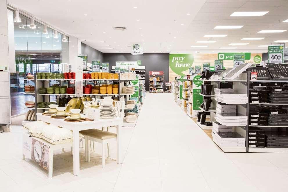 Harris Scarfe là một trong những hệ thống chuỗi cửa hàng lớn bậc nhất ở Úc