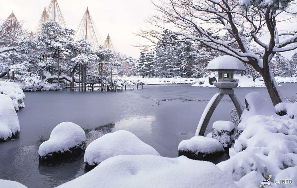 Mùa đông kéo dài ở đảo Hokkaido