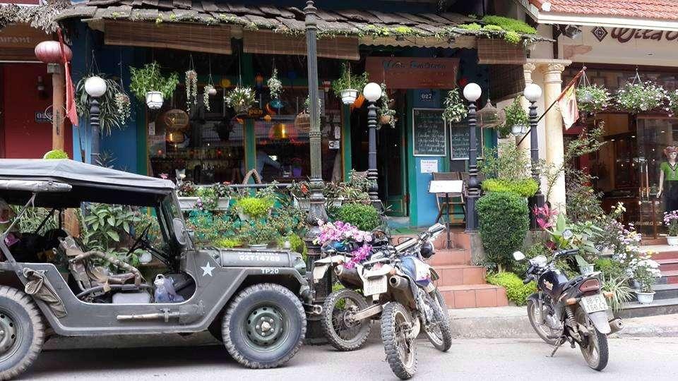 Góc nhỏ yên bình ở Viet emotion