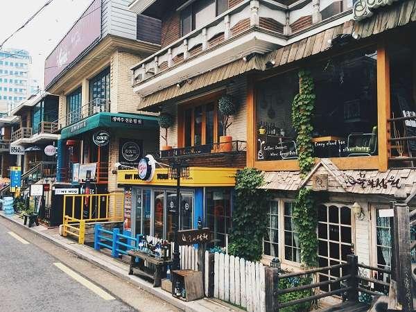Kinh nghiệm cho chuyến tham quan phố cổ Insadong tại du lịch seoul