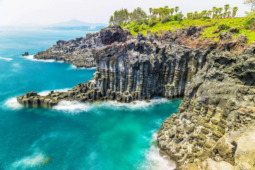 Đảo Jeju là điểm hẹn lí tưởng cho các cặp đôi trẻ