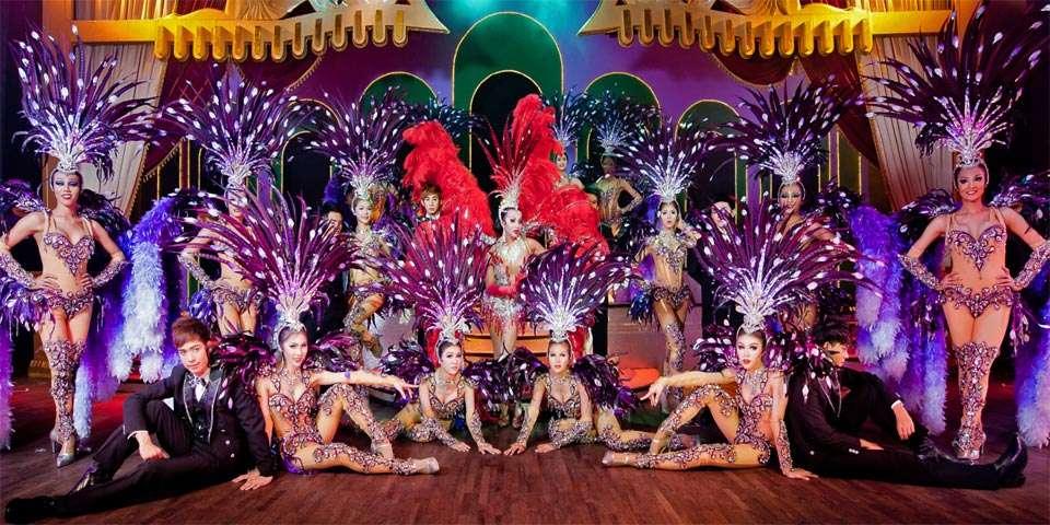 Show chuyển giới Simon Cabaret – Phuket