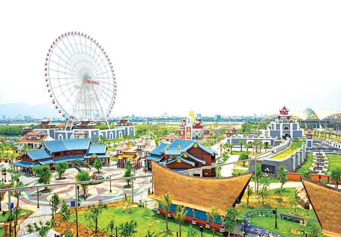 Công viên giải trí Asia Park