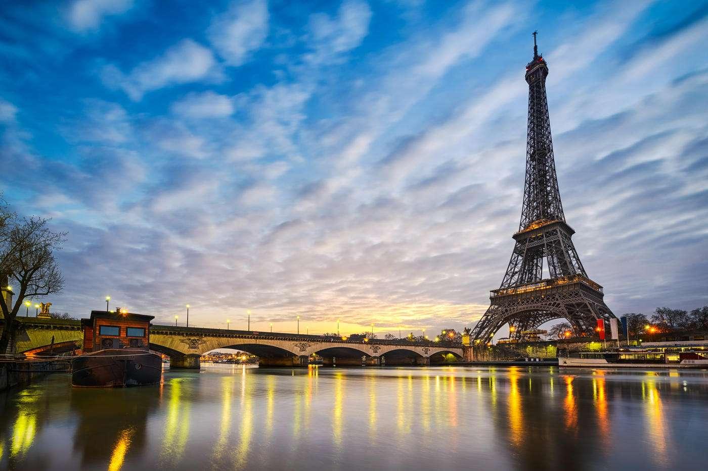 Paris - thành phố lãng mạn nhất thế giới