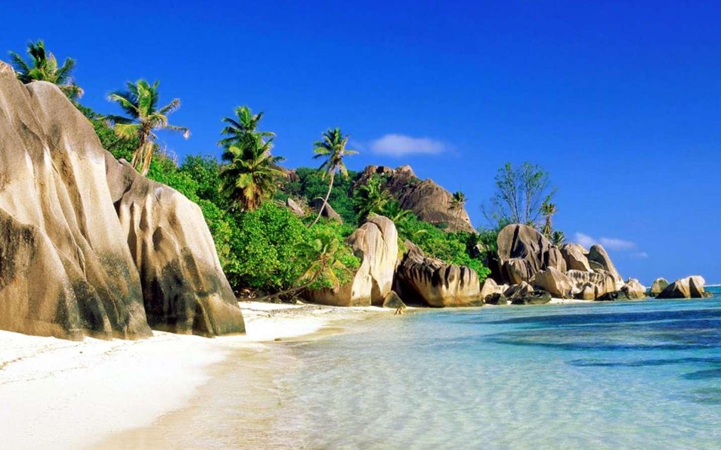 Hòn đảo ngọc Phú Quốc là thiên đường du lịch ở Viêt Nam