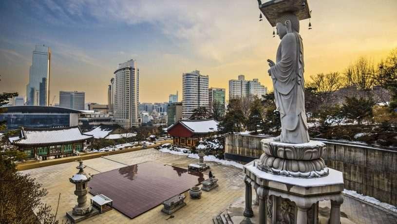 Insadong đẹp và yên bình, nơi đây phản ánh rõ nét một Seoul truyền thống