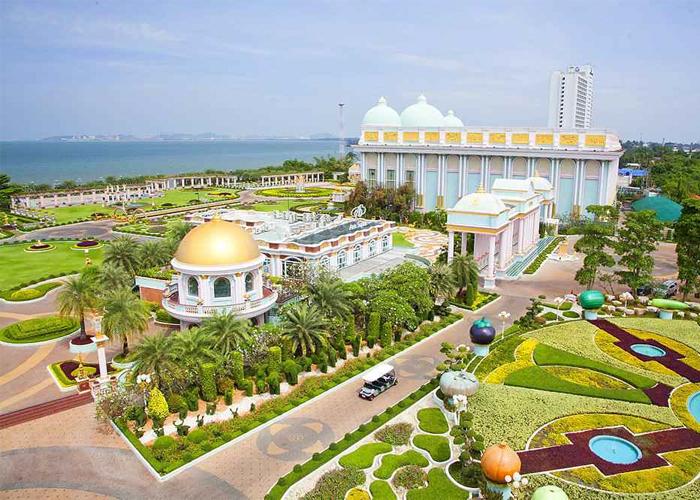 Khám phá Bangkok - Pattaya cùng du lịch Tugo 3