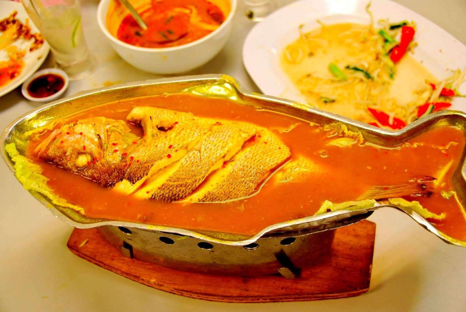 Geng Som – món canh chua đặc sản của Phuket