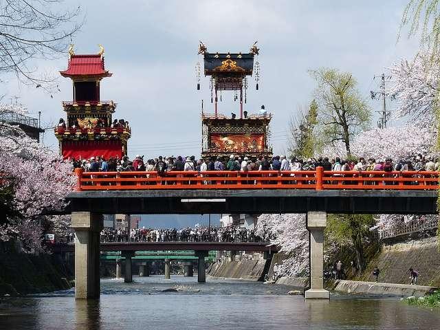Lễ hội mùa thu Takayma