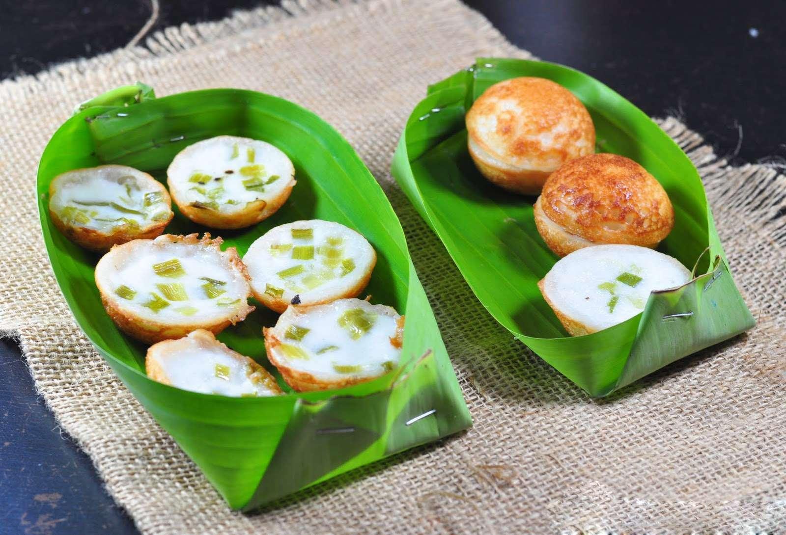 Bánh dừa - Khanom krok