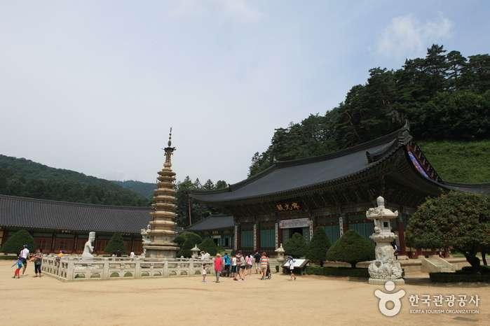 Đền Woljeongsa
