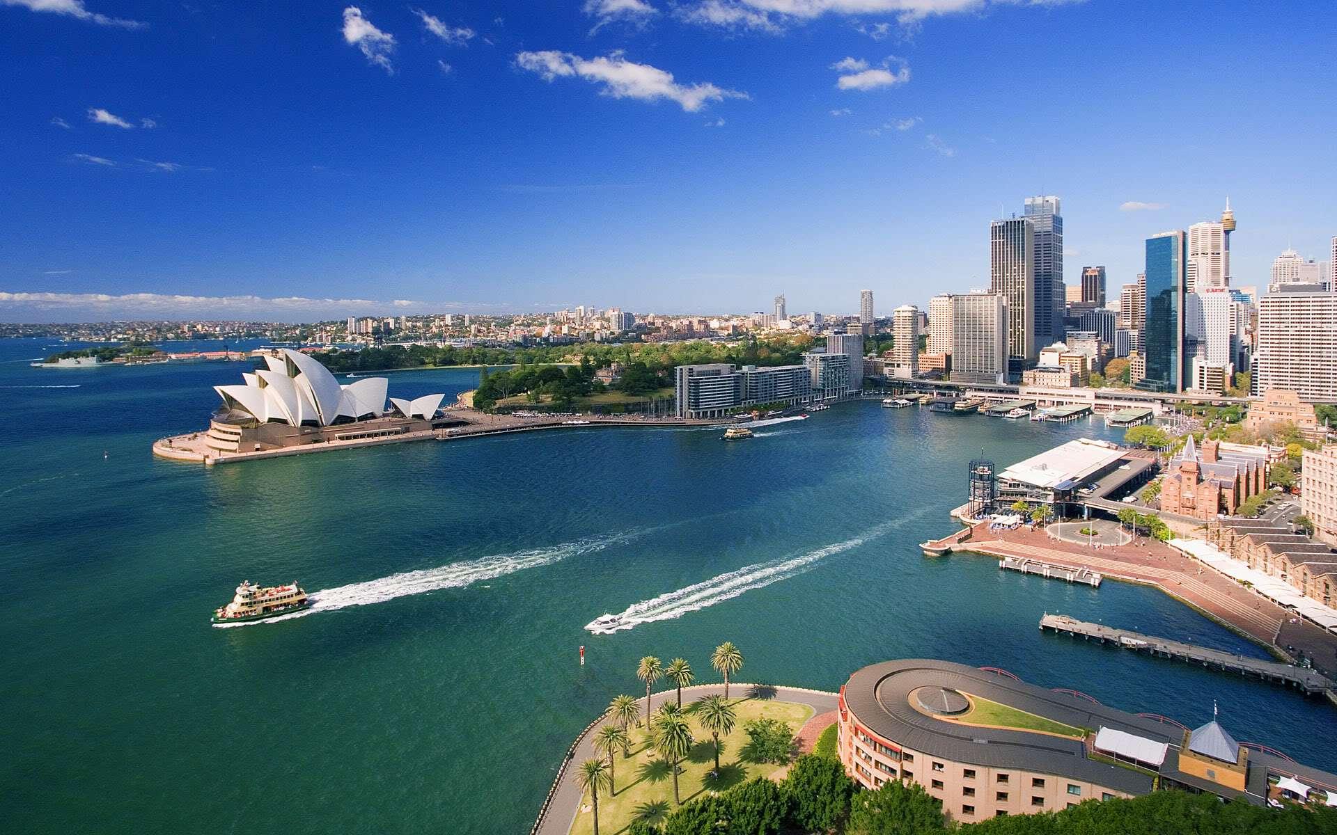 Úc là thiên đường du lịch cho tất cả mọi người