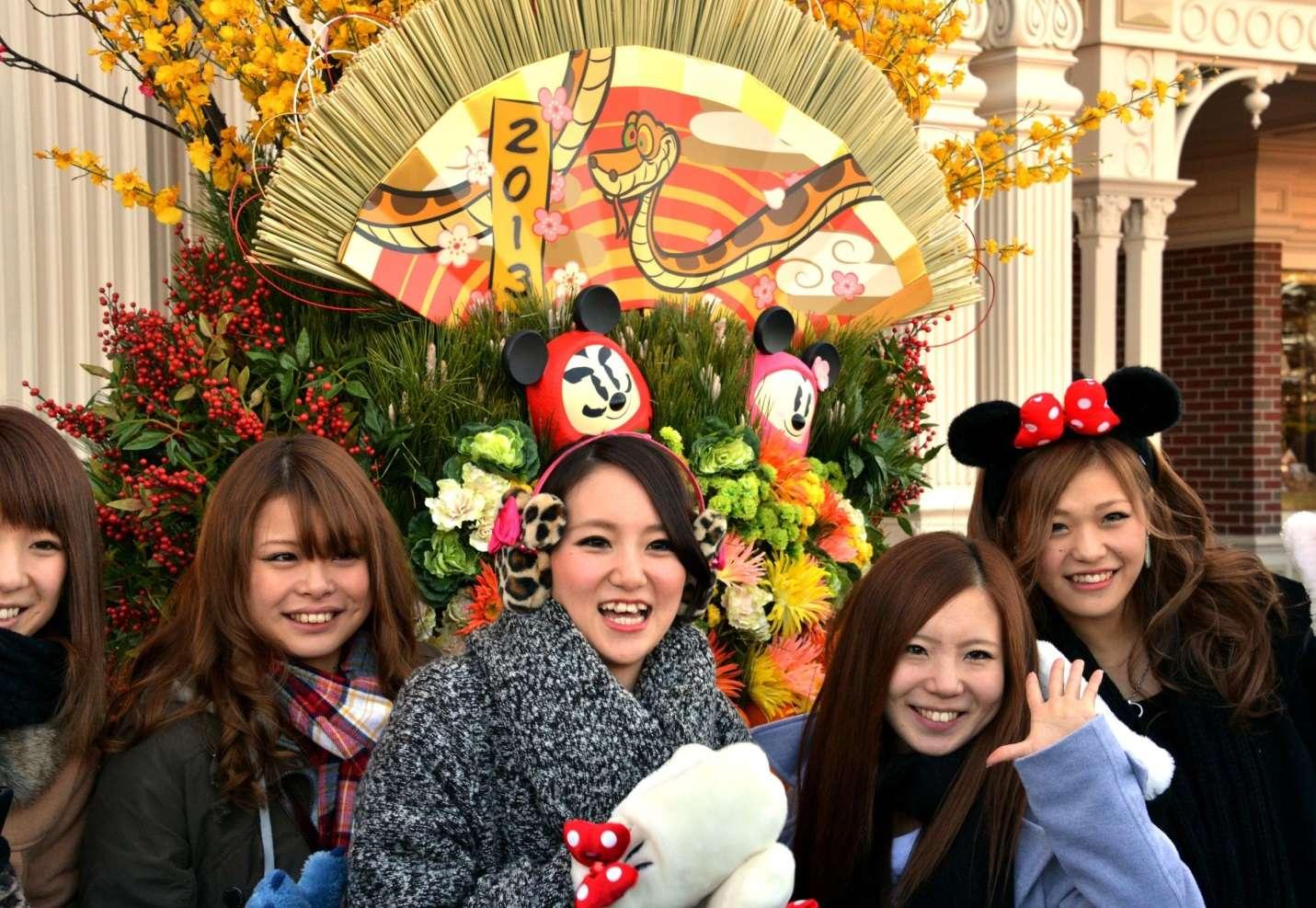 Tết ở Nhật dù đôi nét tương đồng với Việt Nam, nhưng cũng có rất nhiều điều đặc biệt thú vị