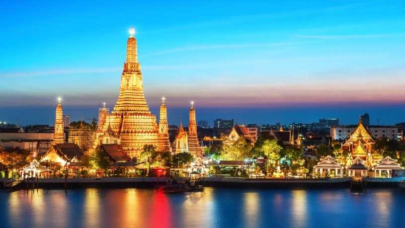Thái Lan không bao giờ thiếu các địa điểm vui chơi thú vị luôn chào đón du khách khám phá
