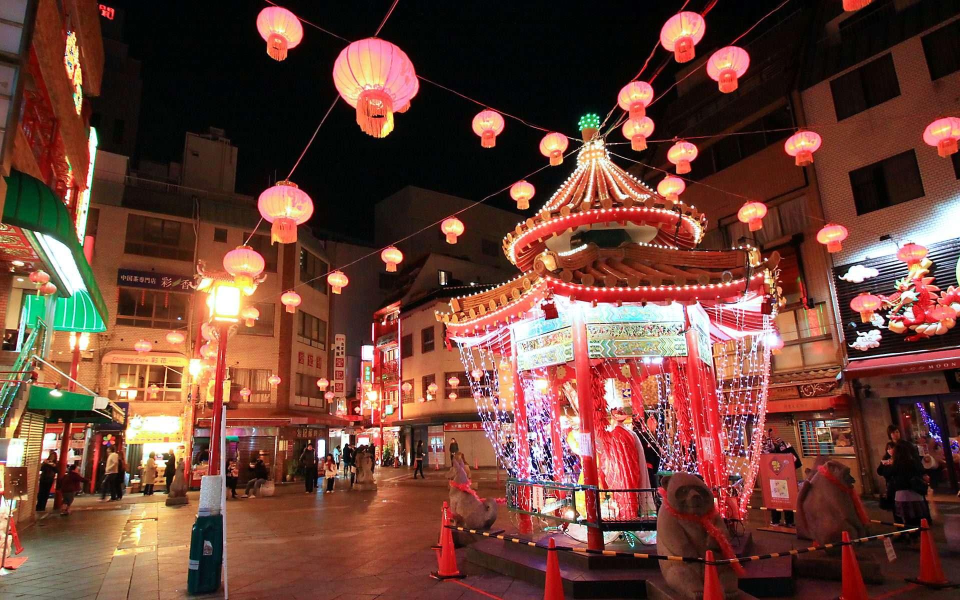 Lễ hội Oshougatsu