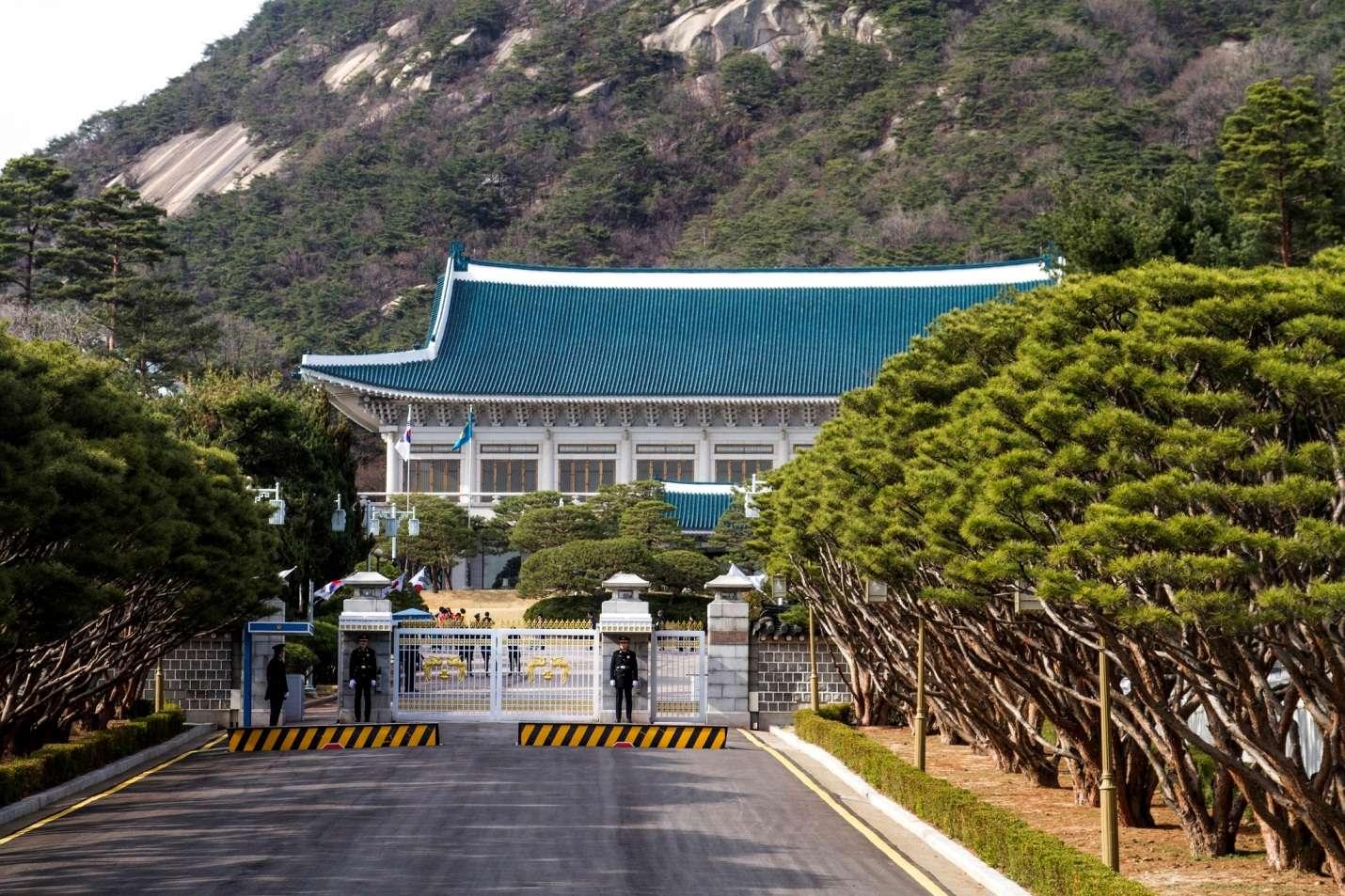 Nhà xanh tổng thống Hàn là địa điểm tham quan cực kỳ thú vị