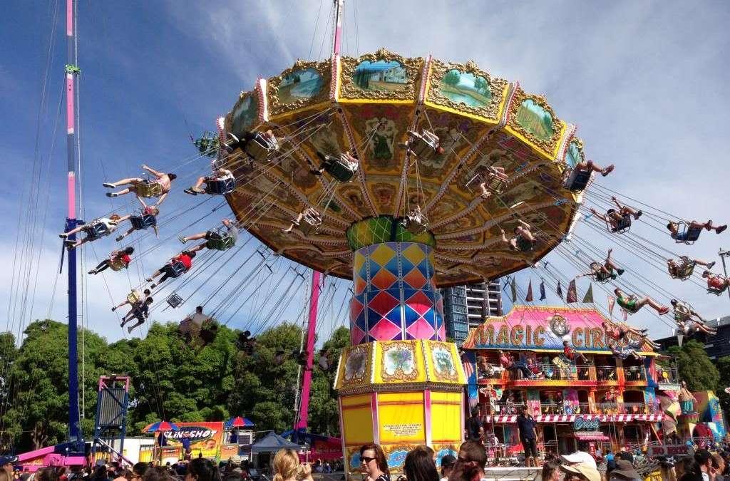 Lễ Hội Royal Easter Show ở Sydney được tổ chức vào tháng 3 - tháng 4