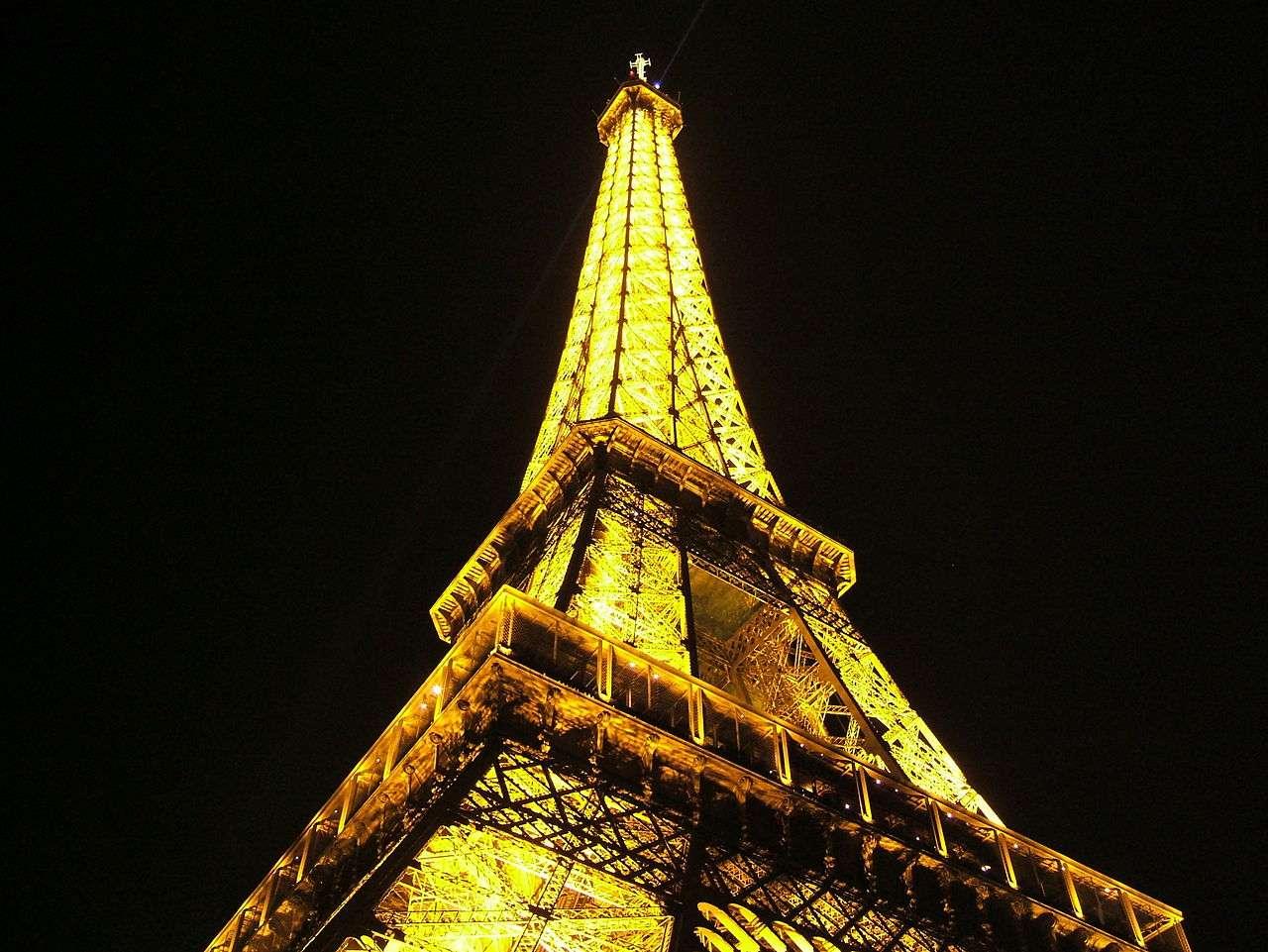 Biểu tượng muôn đời của nước Pháp-tháp Eiffel