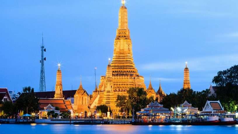 Chỉ với vài ngày ngắn ngủi, bạn sẽ không thể nào đi hết các địa điểm nổi tiếng ở Thái