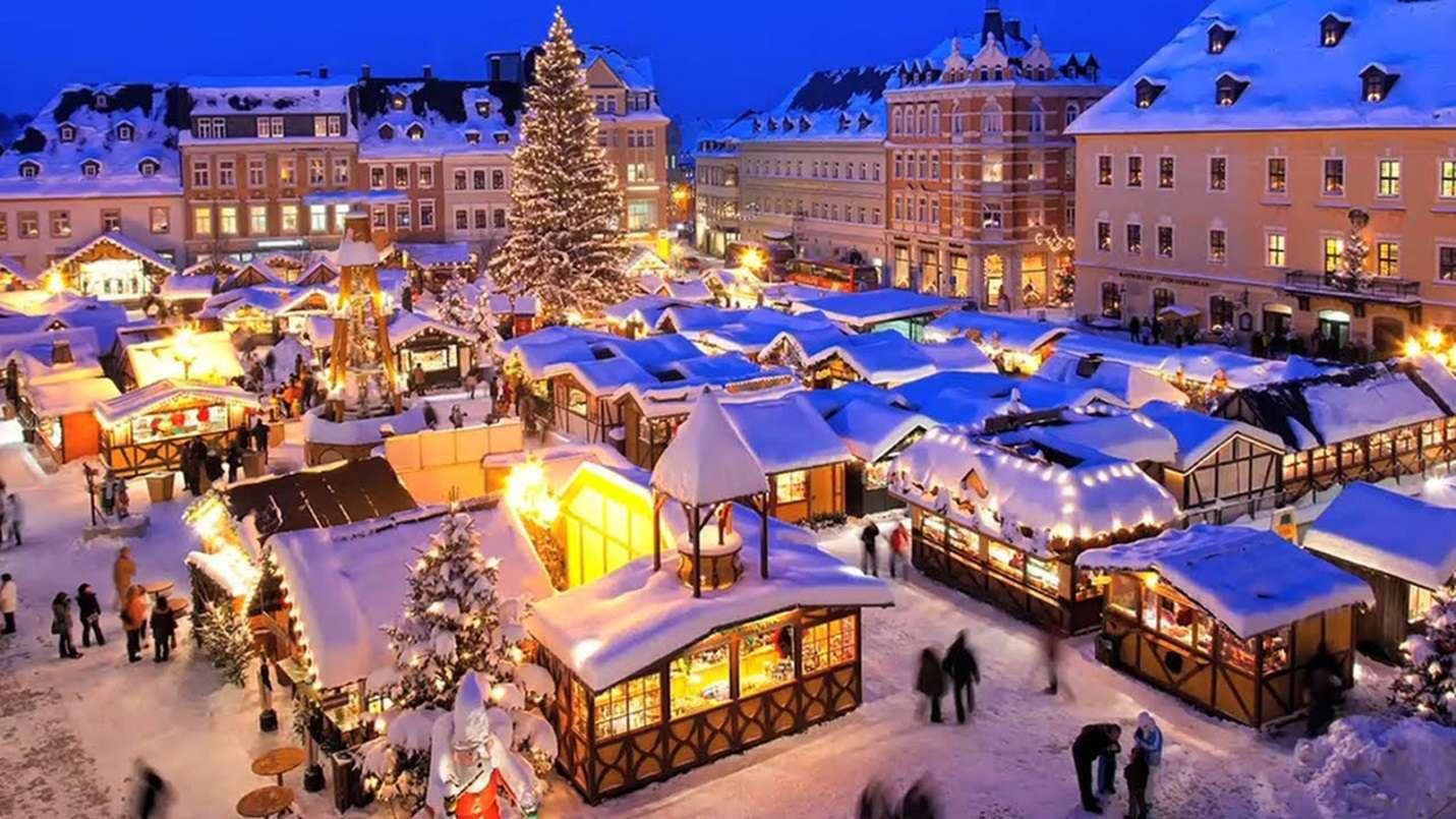 Giáng sinh ở Pháp sẽ cho bạn một trải nghiệm khác biệt chưa từng có